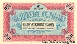 50 Centimes FRANCE régionalisme et divers Vienne 1918 JP.128.20 SPL à NEUF
