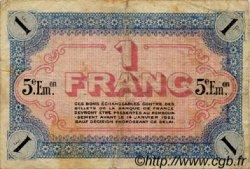1 Franc FRANCE régionalisme et divers VIENNE 1920 JP.128.27 TB