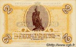 2 Francs FRANCE régionalisme et divers METZ 1918 JP.131.06 SPL à NEUF