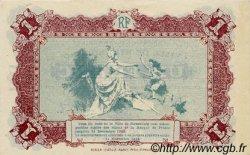 1 Franc FRANCE régionalisme et divers STRASBOURG 1918 JP.133.04 TTB à SUP