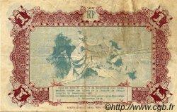 1 Franc FRANCE régionalisme et divers STRASBOURG 1918 JP.133.04 TB