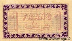 1 Franc FRANCE régionalisme et divers ALGER 1914 JP.137.01 SPL à NEUF