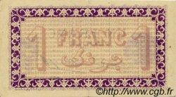 1 Franc FRANCE régionalisme et divers Alger 1914 JP.137.01 TTB à SUP
