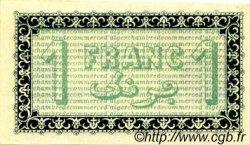 1 Franc FRANCE régionalisme et divers Alger 1914 JP.137.04 SPL à NEUF