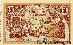 50 Centimes FRANCE régionalisme et divers BÔNE 1915 JP.138.01 SPL à NEUF