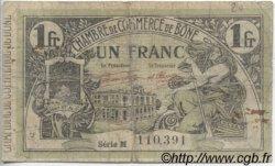 1 Franc FRANCE régionalisme et divers BÔNE 1921 JP.138.17 TB