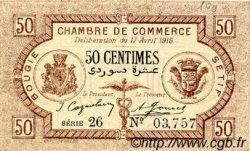 50 Centimes FRANCE régionalisme et divers BOUGIE, SETIF 1915 JP.139.01 SPL à NEUF