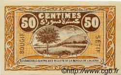 50 Centimes FRANCE régionalisme et divers BOUGIE, SÉTIF 1918 JP.139.03 SPL à NEUF