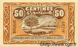 50 Centimes FRANCE régionalisme et divers Bougie, Sétif 1918 JP.139.04 SPL à NEUF