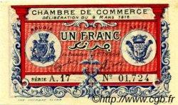 1 Franc FRANCE régionalisme et divers BOUGIE, SÉTIF 1918 JP.139.06 SPL à NEUF