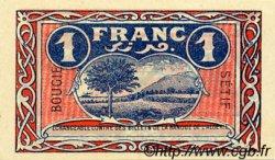 1 Franc FRANCE régionalisme et divers Bougie, Sétif 1918 JP.139.07 SPL à NEUF