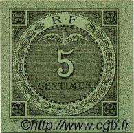 5 Centimes FRANCE régionalisme et divers Bougie, Sétif 1916 JP.139.09 SPL à NEUF