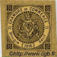 5 Centimes FRANCE régionalisme et divers Bougie, Sétif 1916 JP.139.09 TTB à SUP