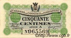 50 Centimes FRANCE régionalisme et divers CONSTANTINE 1915 JP.140.01 SPL à NEUF
