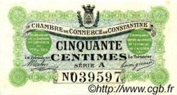 50 Centimes FRANCE régionalisme et divers CONSTANTINE 1915 JP.140.01 TTB à SUP