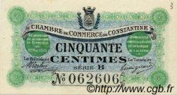 50 Centimes FRANCE régionalisme et divers Constantine 1915 JP.140.03 SPL à NEUF