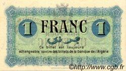 1 Franc FRANCE régionalisme et divers CONSTANTINE 1915 JP.140.04 SPL à NEUF