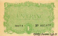 1 Franc FRANCE régionalisme et divers CONSTANTINE 1921 JP.140.34 SPL à NEUF