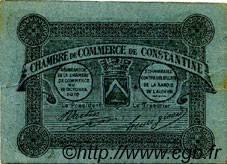 5 Centimes FRANCE régionalisme et divers CONSTANTINE 1915 JP.140.46 TTB à SUP