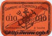 10 Centimes FRANCE régionalisme et divers ORAN 1916 JP.141.47 SPL à NEUF