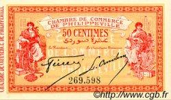 50 Centimes FRANCE régionalisme et divers Philippeville 1914 JP.142.03 SPL à NEUF