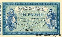 1 Franc FRANCE régionalisme et divers PHILIPPEVILLE 1914 JP.142.04 SPL à NEUF