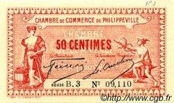 1 Franc FRANCE régionalisme et divers Philippeville 1917 JP.142.09 SPL à NEUF