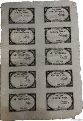 5 Livres FRANCE  1793 Ass.46a-p SUP+