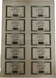 10 Livres filigrane républicain FRANCE  1792 Ass.36e-p SPL