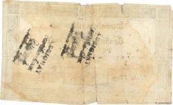 25 Livres FRANCE  1793 Ass.43c variété B+