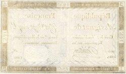 125 Livres FRANCE  1793 Ass.44a SUP+