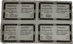 125 Livres FRANCE  1793 Ass.44a-p SUP