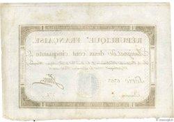 250 Livres FRANCE  1793 Ass.45a SUP+