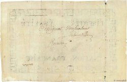 400 Livres vérificateur FRANCE  1792 Ass.38c TB