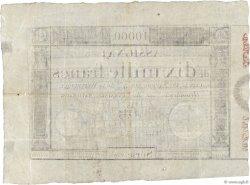 10000 Francs FRANCE  1795 Ass.52a SUP