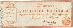 100 Francs avec série FRANCE  1796 Ass.60b NEUF