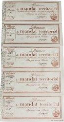 100 Francs avec série FRANCE  1796 Ass.60a-p SPL