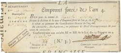 30 Francs FRANCE  1796  SUP