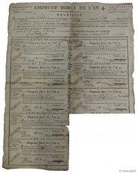 20 Francs FRANCE  1796  TB+