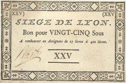 25 Sous FRANCE régionalisme et divers  1793 K.80- SPL