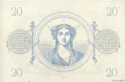 20 Francs type 1871 FRANCE  1871 F.A46.02 pr.NEUF