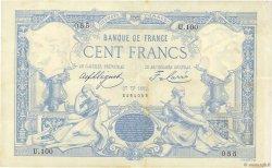 100 Francs type 1882 FRANCE  1882 F.A48.02 TTB+