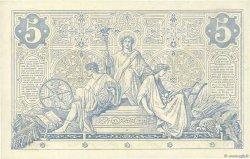 5 Francs NOIR FRANCE  1873 F.01.22 SPL+