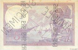 5 Francs VIOLET FRANCE  1921 F.03.00 SUP