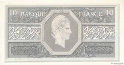 10 Francs non émis FRANCE  1945 F.-- NEUF
