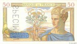 50 Francs CÉRÈS FRANCE  1934 F.17.00 NEUF