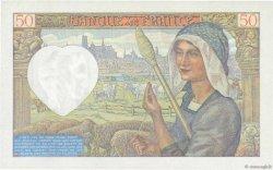 50 Francs JACQUES CŒUR FRANCE  1940 F.19.00s1b pr.NEUF