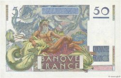 50 Francs LE VERRIER  FRANCE  1951 F.20.18 SUP