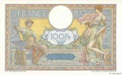 100 Francs LUC OLIVIER MERSON sans LOM FRANCE  1920 F.23.00 SPL