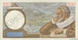 100 Francs SULLY FRANCE  1939 F.26.00 SPL